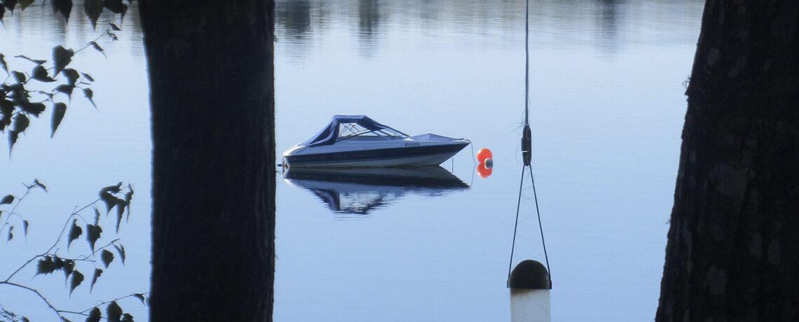 Boat Slider Image