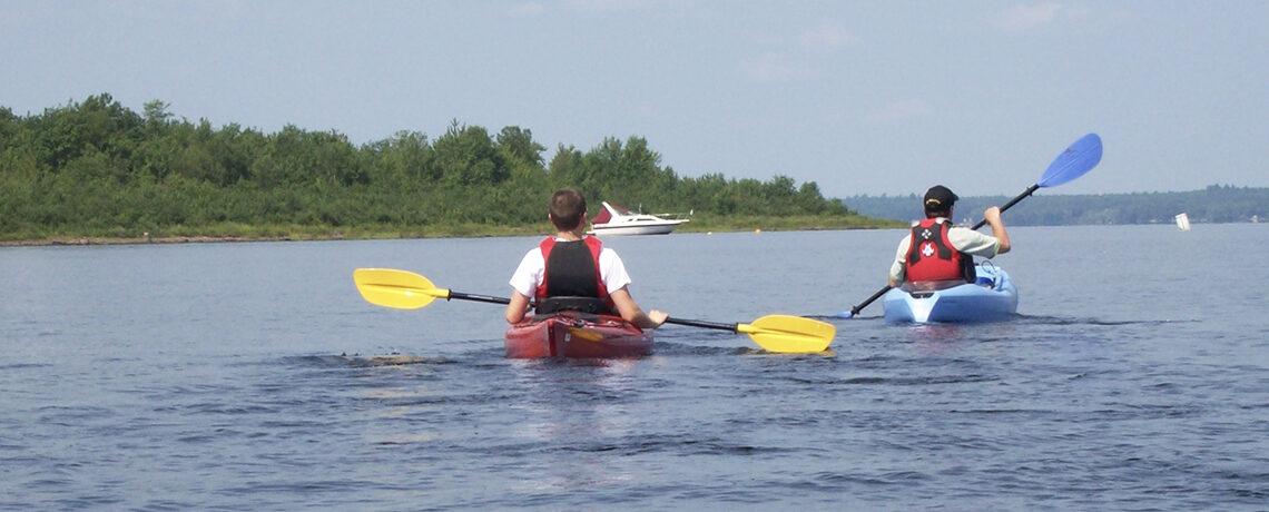 Kayaks Slider Image